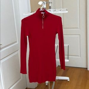 2 for 30$!! Topshop red dress